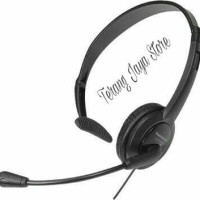 Headset Panasonic Original KX-TCA400