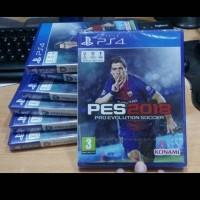 Kaset PS4 PES 2018 Original