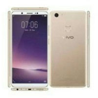 HP VIVO V7+ / V 7 PLUS - RAM 4GB INTERNAL 64GB - RESMI 2 TAHUN - GOLD