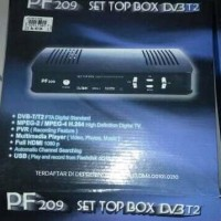 ANTENA TV DIGITAL RECEIVER PF 209 SET TOP BOX DVB T2