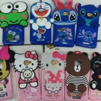 Case Jelly Disney Timbul 3D tipe Samsung J3 pro,J5,J2 prime,Andromax A