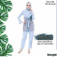 Disha set 2in1 Blue - Grey