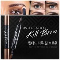 Jual Kill Brown Pen Tato / Tato alis / Mascara alis / Limited Murah