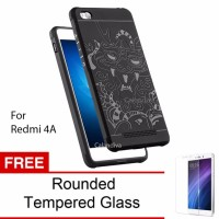 Calandiva Dragon Shockproof Hybrid Case for Xiaomi Redm