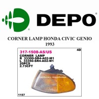 CORNER LAMP HONDA CIVIC GENIO 1993 RH