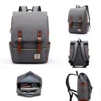 Tas Backpack Korea / Tas Ransel / Tas Kuliah Sekolah