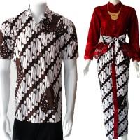 Jual Batik Sarimbit / Couple Batik / Sarimbit Kebaya / Hijab Murah