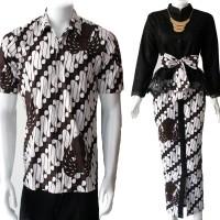 Jual Batik Sarimbit / Baju Batik Couple / Baju Keluarga Pesta Murah
