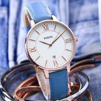 TERBARU jam tangan wanita merk FOSSIL ORI BM type FS 3487 / FS3487 TER