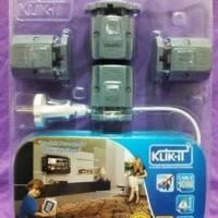 Jual Klik-It Kabel 10 mtr + S/K Tanpa Switch 1 bh Berkualitas Murah