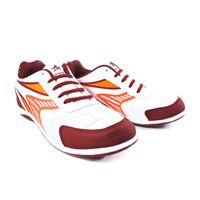 Tokopedia. Ke Toko. Sepatu Running Casual Sport TREKKERS Wanita M-Theresa  Putih Merah Bata 9c24e0cc0c