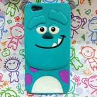OPPO Neo 9 A37 3D Cute Cartoon Sulley Case Soft Silicon casing cover