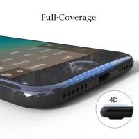 Jual tempered glass 4D iphone 6 / 6+ / 7 / 7+ ( FULL GLASS) Murah