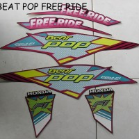 stripng motor honda beat free ride 2017