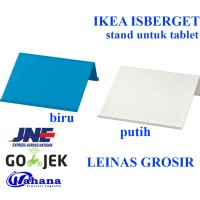 IKEA ISBERGET stand tablet / alas tablet / tatakan laptop /