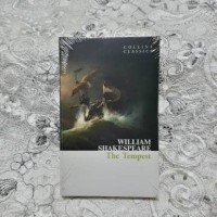 NOVEL INGGRIS The Tempest - William Shakespeare