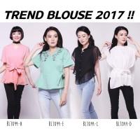 85.000 Trend Blouse Atasan Kekinian Wanita Paling Terupdate!! BL1044