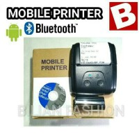 Printer bluetooth Mobile 58mm struk kasir EPPOS EPP200 mobile banking.