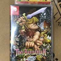 Tiny Barbarian DX - N. Switch