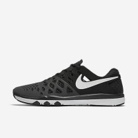 Sepatu Running Lari Nike Train Speed 4 Hitam Black Original Asli Murah