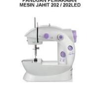 Harga Mesin Jahit Portable Travelbon.com