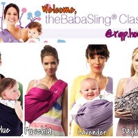 BABASLING BABA SLINGS BABYSLING GENDONGAN BAYI 5in1