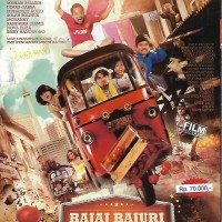 DVD Bajaj Bajuri The Movie