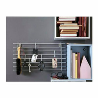 Terlaris IKEA LAMPIG Tatakan panci baja 50x28cm, gantungan kunci, alas