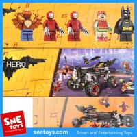 Termurah Lego Bricks - BAT HERO batman the movie - the speed wagon SY