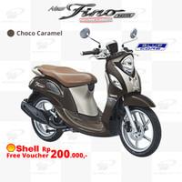 Yamaha (NEW) FINO 125 PREMIUM - CHOCOLATE - TANGERANG