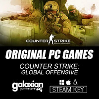 Jual Counter-Strike: Global Offensive (CSGO) - Steam Original PC Games Murah