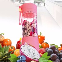 Blender Mini Portable Juice Cup Electric 400ML Rechargeable