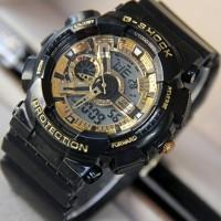 Jam Tangan G-Shock GA110 Black Gold