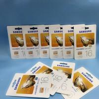 Memory Samsung 16GB Micro SD Class 10 Evo Plus Micro SDHC Card 16 GB