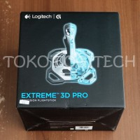 harga Logitech Extreme 3d Pro Joystick Flight Simulator Tokopedia.com