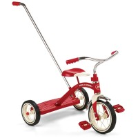 Jual Radio Flyer Classic Red Tricycle with Push Handle Murah