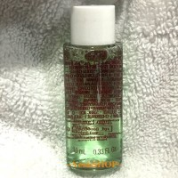 CLARINS TONING LOTION WITH IRIS ALCOHOL-FREE 10ML