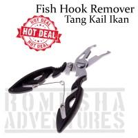 Harga fish plier scissors hook remover tang gunting pancing ikan   Hargalu.com