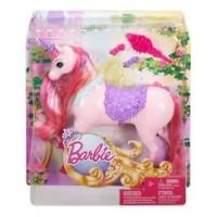 Barbie Doll Fairytale Endless Hair Kingdom Unicorn New!!