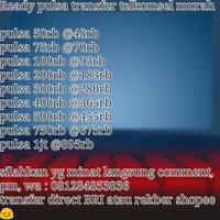Pulsa Telkomsel Tansfer