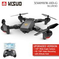 VISUO XS809HW HD Upgraded Version Drone Quadcopter