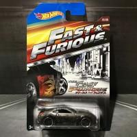 Hot Wheels Nissan 350Z Tokyo Drift Fast & Furious FF Series