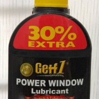 Getf1 Power Window Lubricant [150 mL] Oli Pelumas Kaca karet