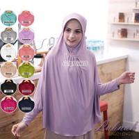 Jual Hijab Bergo Lengan Lubnah Jumbo Murah