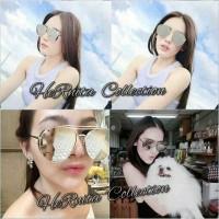 Kacamata Wanita / Gentle Monster HK0907 + Lensa Anti Uv + Box Resleng
