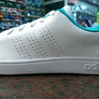 Adidas Neo Advantage Clean White Fadding Tosca Original For Ladies