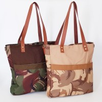 Army Fashion Tote shoulder Bag (B) / Tas Selempang Wanita