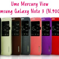 FLIP CASE UME MERCURY VIEW FOR SAMSUNG GALAXY NOTE 3 (N.9000)