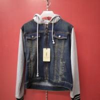 jaket jeans denim polo ralph house