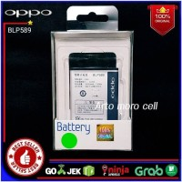 Baterai Oppo Mirror 3 Original 100% Blp589